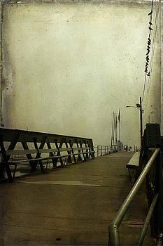 Pier by Cindi Ressler