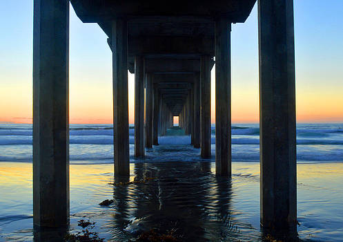Pier by Heidi Pence