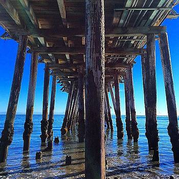 Pier Pressure Blues by Samantha Ouellette