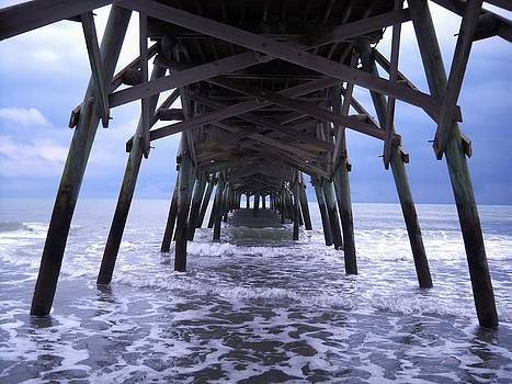 Pier by Vennie Deas Moore