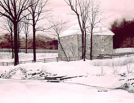 Pierce Mill by Tom Wooldridge