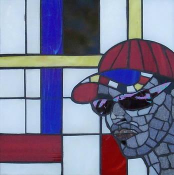Art Inspires Art Inspired Art  by Gila Rayberg