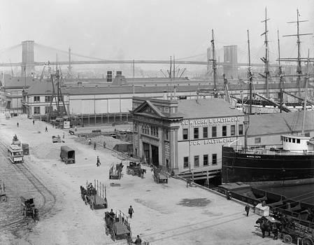 Steve K - Piers along South Street 1900
