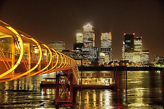 Ludmila Nayvelt - Piers of Docklands Hilton