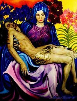Pieta Easter by Barbara Leavitt