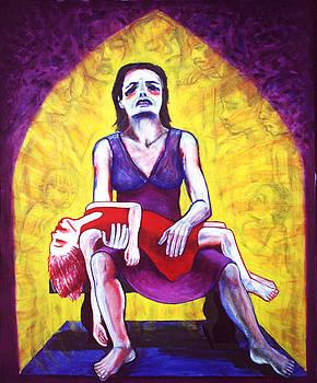 Pieta by Terrie  Rockwell