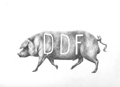 Pig by Alexander M Petersen