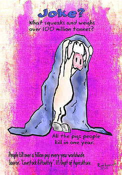 Pig Joke? by Ben Isacat