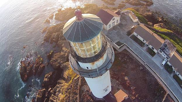 David Junod - Pigeon Point Lighthouse 1