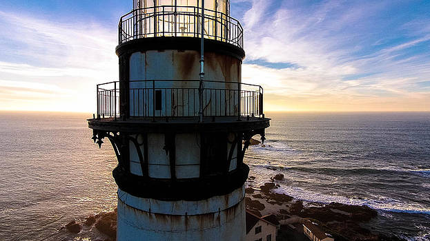 Pigeon Point Lighthouse 2P by David Junod