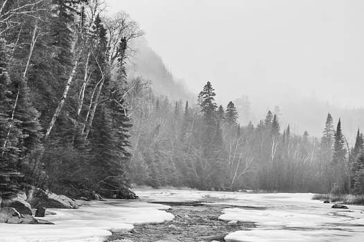 Pigeon River by Jakub Sisak