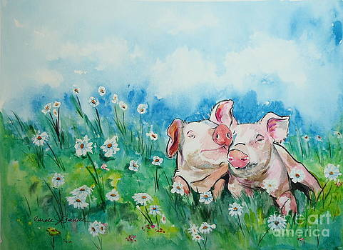 Piggie Love by Carole Powell