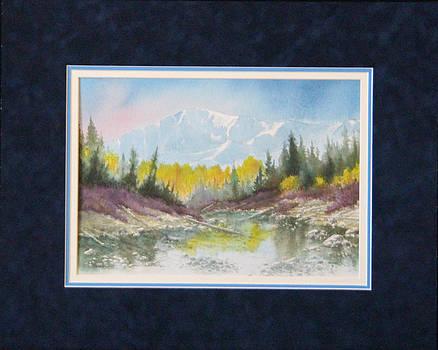 Pikes Peak - Autumn  140104--913 by Kenneth Shanika