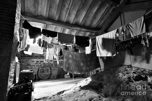 Pilgrim Laundry by Sara Kennedy