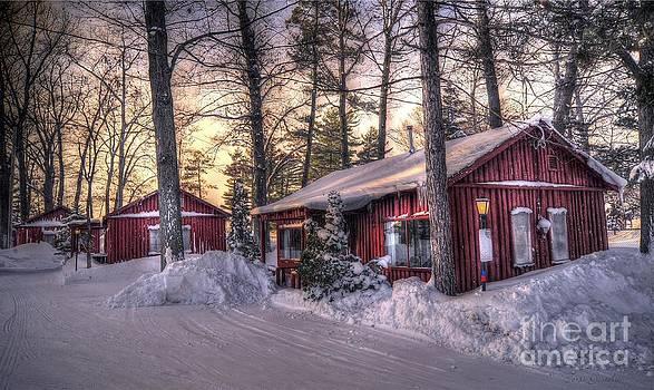 Terri Gostola - Cadillac Michigan Pilgrim Village