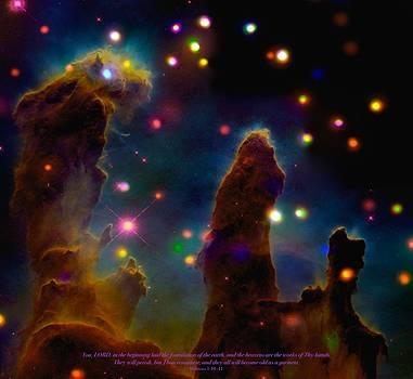 Pillars of God's Creation by Mark Behrens