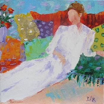 Pillows by Irit Bourla