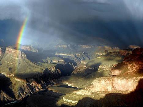 Pima Point Rainbow 2 by Carrie Putz