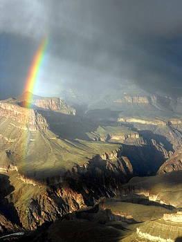 Pima Point Rainbow by Carrie Putz