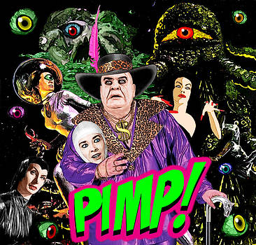 Pimp Johnson by Jack Joya