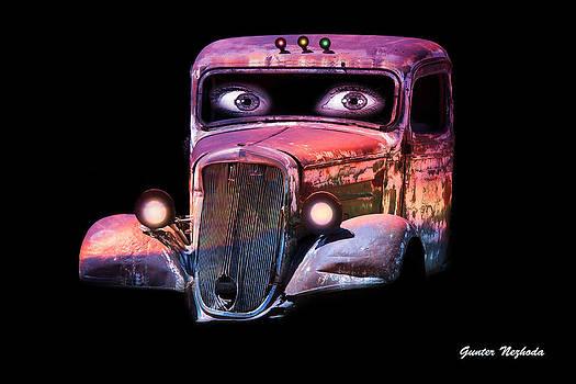 Gunter Nezhoda - Pin Up Cars - #3