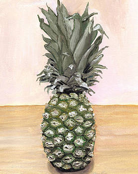 Pineapple Painting by Arch