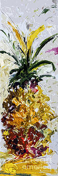 Ginette Callaway - Pineapple Triptych Part 2