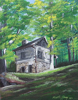 Piney River Cabin by Michelle Young