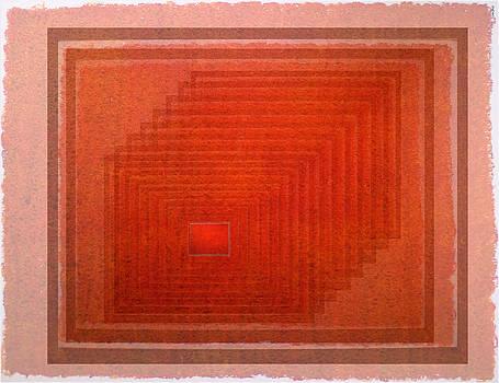 Pinhole orange by Anders Hingel