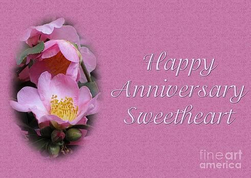 JH Designs - Pink Beauty Anniversary