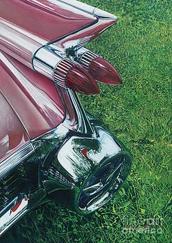 Pink Cadillac by Lisa Prusinski