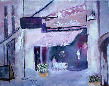 Pink Cafe II by Aleezah Selinger