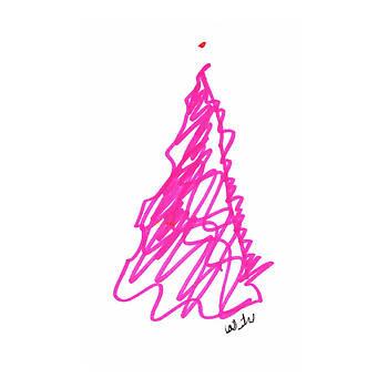 Mark Wilcox - Pink Dress 3