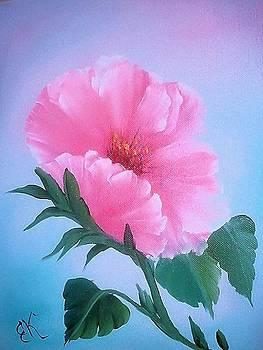 Pink Fantasy by Fineartist Ellen