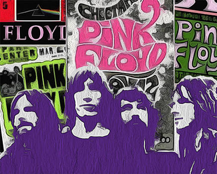 Pink Floyd by GR Cotler