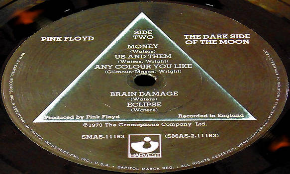 Marcello Cicchini - Pink Floyd - The Dark Side of the Moon Side 2
