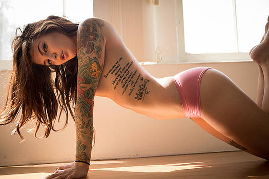 Pink by Katie Martin