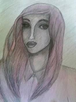 Pink Lady by Deborah Yeager