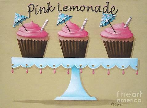 Pink Lemonade Cupcake by Catherine Holman