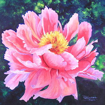 Pink Peony by Pat Gerace