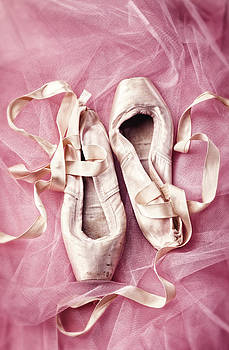 Pink Pirouette by Amy Weiss
