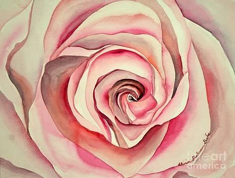 Shirin Shahram Badie - Pink Rose