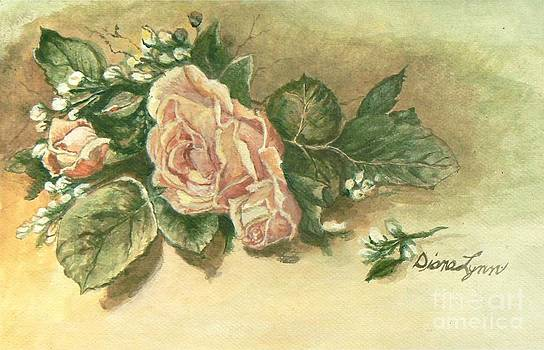 Diana Besser - Pink Roses