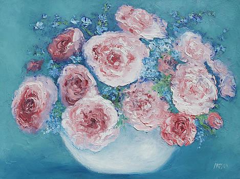 Jan Matson - Pink Roses