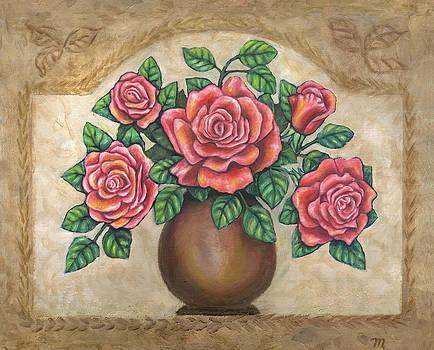 Linda Mears - Pink Roses