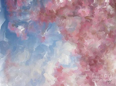 Ruby Cross - Pink Snow