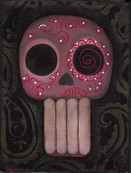 Abril Andrade Griffith - Pink Sugar Skull