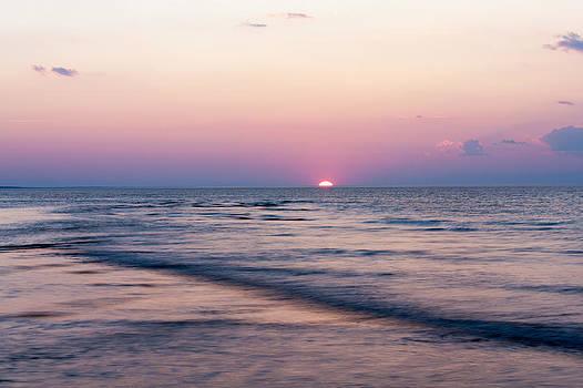 Pink Sunset by Matt Dobson