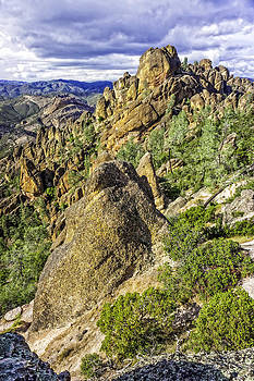 Pinnacles National Monument by Bill Boehm