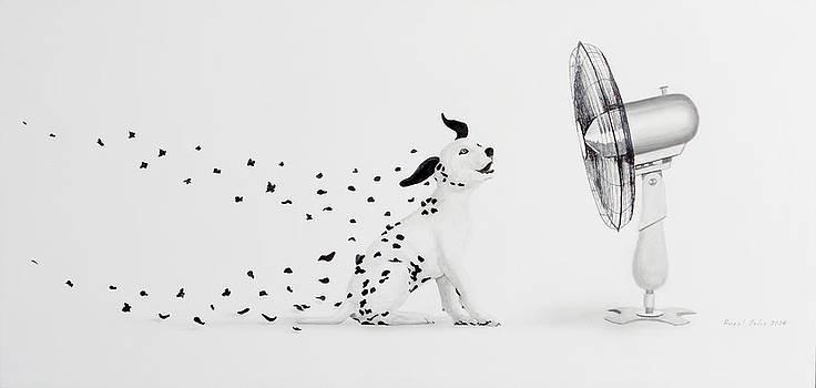 Pintas al aire by Angel Ortiz